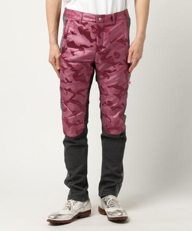 TM Camo Quilt Pants