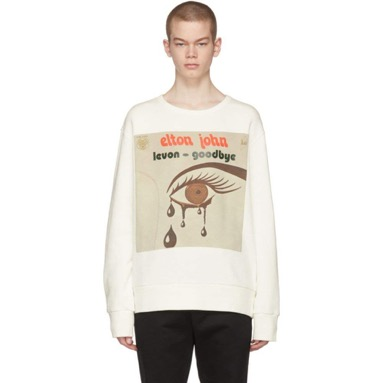 Off-White Elton John Sweatshirt