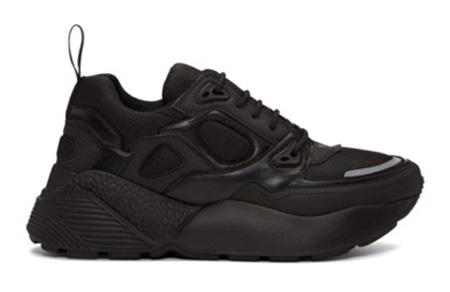 Black Eclypse Sneaker