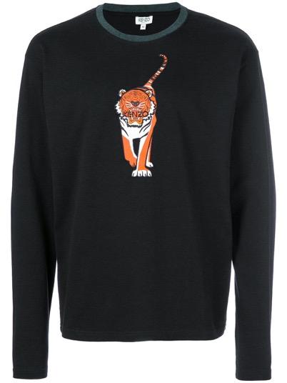 Tiger スウェットシャツ