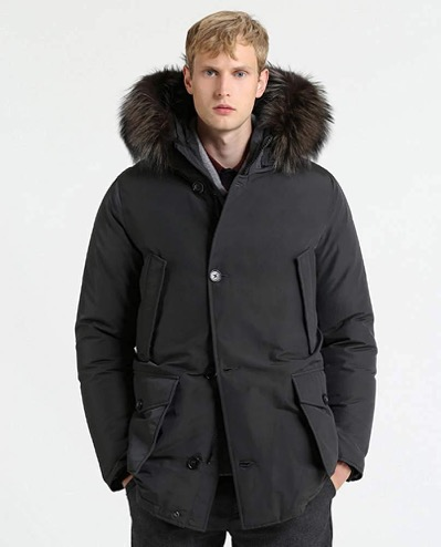 Arctic Parka Tone-on-Tone