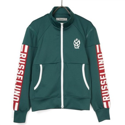 CUSTOM TRACK SUITS【GREEN】