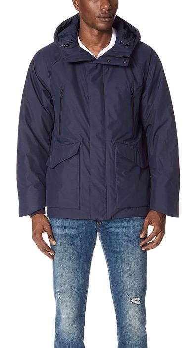 Comfort Hooded Jacket