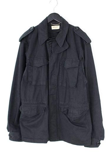 SAINT LAURENT PARIS/M65ミリタリーフィールドジャケット