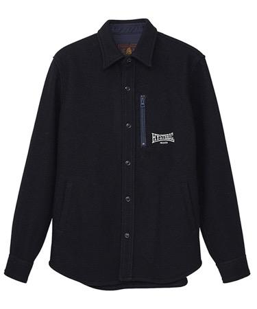 HEAVEN 刺繍 CPO シャツ
