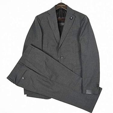 LARDINI/ウール100%シングルスーツ