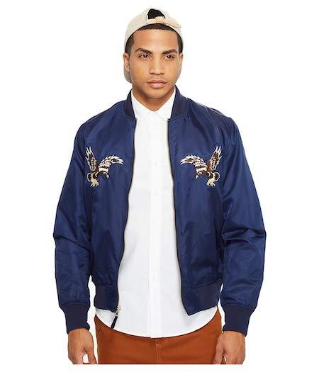 HUF/Souvenir MA-1 Jacket