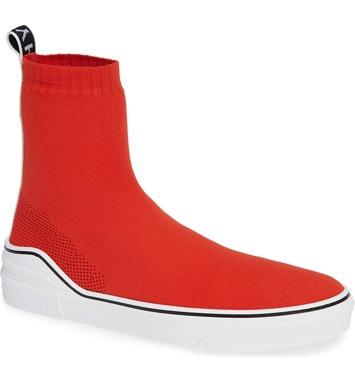 George V Hi Sock Sneaker