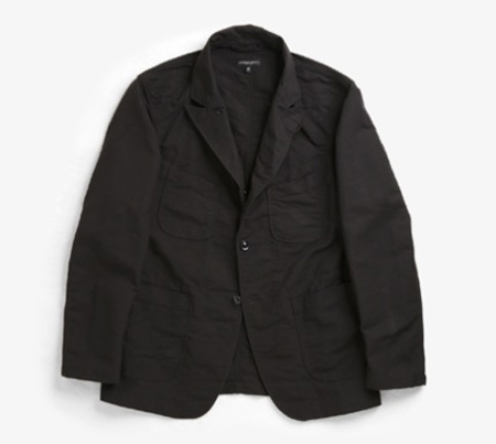 BEDFORD JACKET - COTTON DOUBLE CLOTH