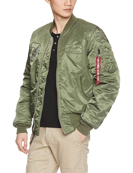 ALPHA INDUSTRIES INC/TIGHT UNICOLOR PATCH'17