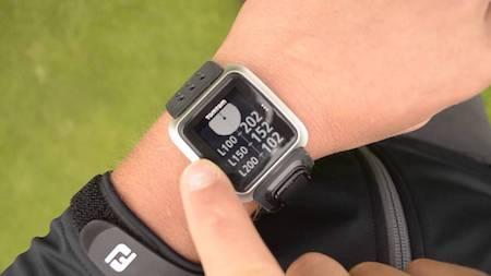 ゴルフ用GPSナビ