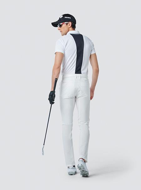 ゴルフキャップ コーデ