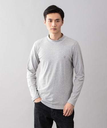 モックネック Tシャツ
