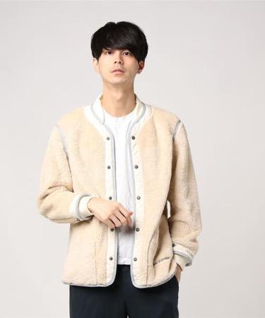 and wander lining/fleece jacket