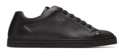 Black Mini 'Bag Bugs' Sneakers