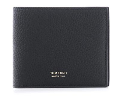 TOM FORD/LEATHER2つ折り財布