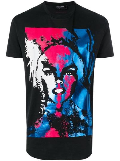 グラフィックプリント Tシャツ