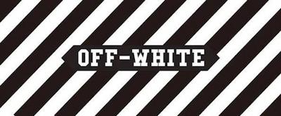 Off-White/オフホワイト ロゴ