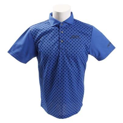 クロスマークプリントシャツ
