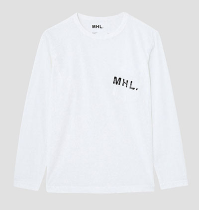 MHL/PRINTED JERSEY