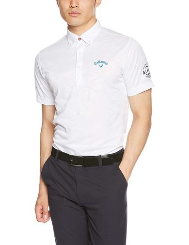 速乾半袖ポロシャツ