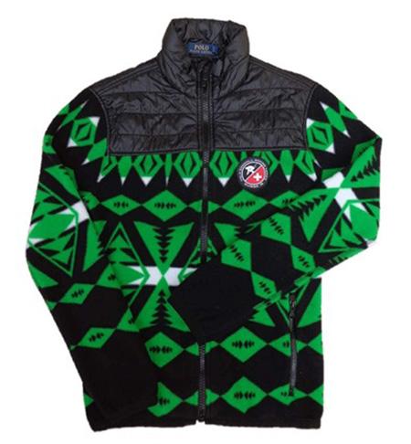 Polo Ralph Lauren/ネイティブフリースキルティングジャケット