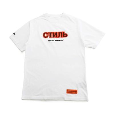 半袖ロゴTTシャツ