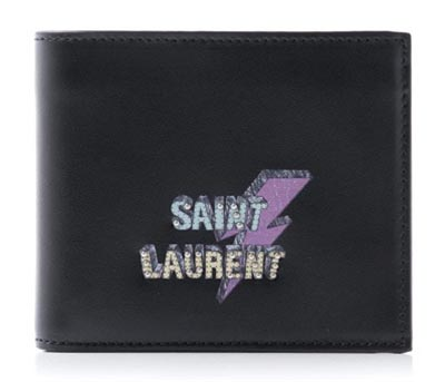 SAINT LAURENT PARIS/ 二つ折り財布