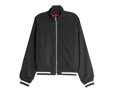 Fear of God/Zipped Track Jacket