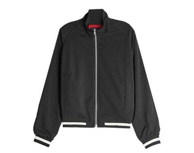 Fear of God/Zipped Track Jacket