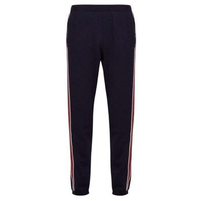 Prada/Contrast stripe track pants