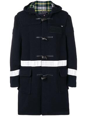 Junya Watanabe/Comme Des Garçons Man classic duffle coat