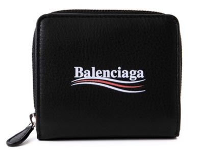 BALENCIAGA/二つ折り財布