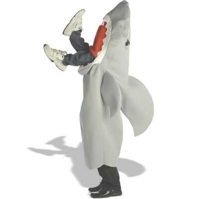 人食いサメ コス