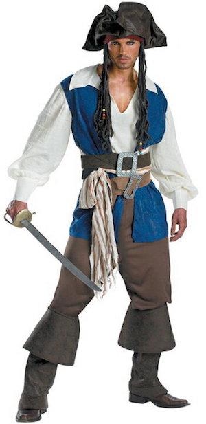 海賊 コスプレ