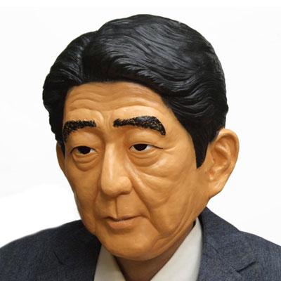 安倍首相 マスク