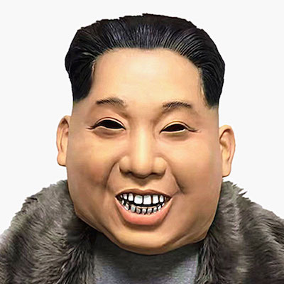 金正恩 マスク
