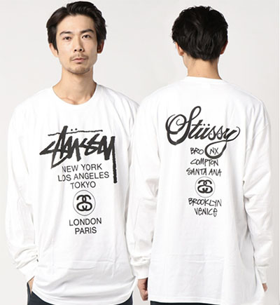 STUSSY/World Tour