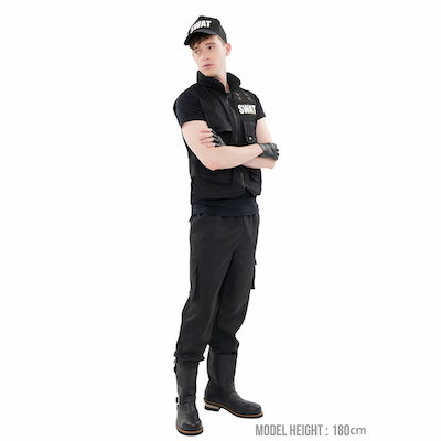 SWAT コスプレ