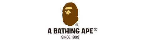 A BATHING APE ロゴ