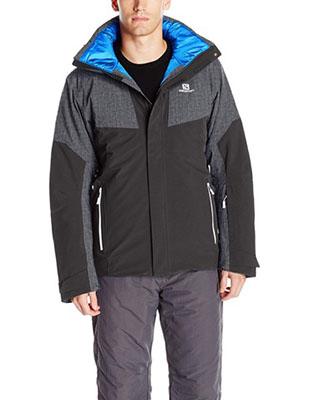 SALOMON/アイスロケットミックススキージャケット