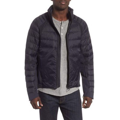 HyBridge Perren Packable Down Jacket