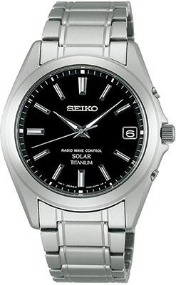 SEIKO/SPIRITソーラー腕時計