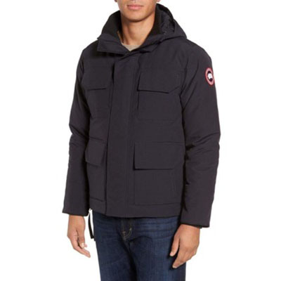 'Maitland' Down Fill Parka