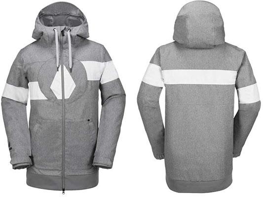VOLCOME/HAL jacket