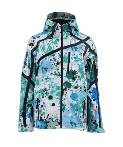 ONYONE/PRINT OUTER JACKET