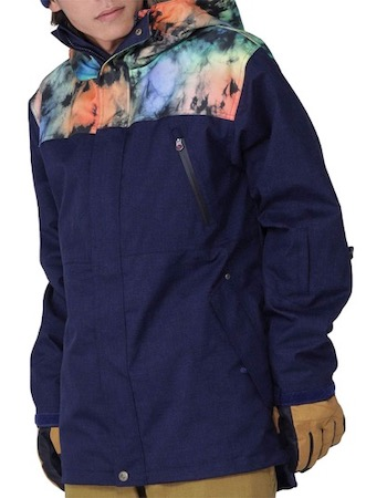 PONTAPES/スノーボードウェアジャケット