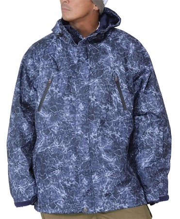 PONTAPES/ビッグサイズスノーボードウェアジャケット