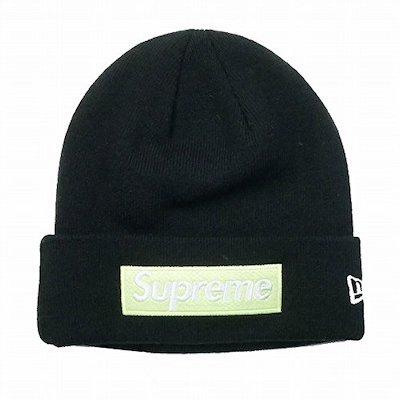 Supreme ニット帽