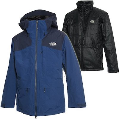 THE NORTH FACE/MOUNTAIN TRICLIMATE JACKET